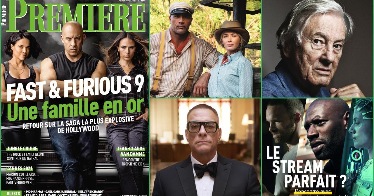 Summary of Premiere n ° 520: Fast & Furious 9, JCVD, Kelly Reichardt, Paul Verhoeven, Cannes 2021 ...