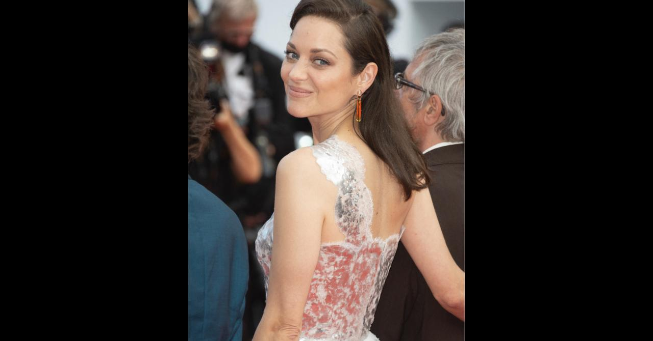 The opening night of the 2021 Cannes film festival: Marion Cotillard, in the cast of Annette