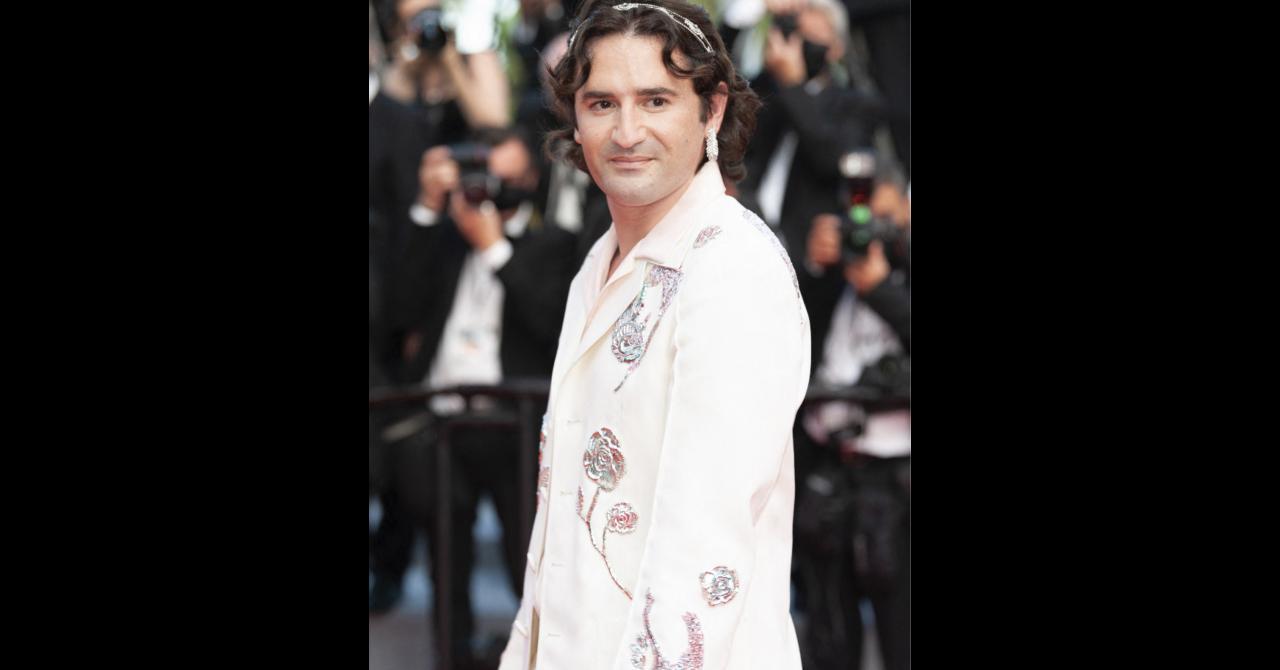 The opening night of the 2021 Cannes film festival: Nicolas Maury
