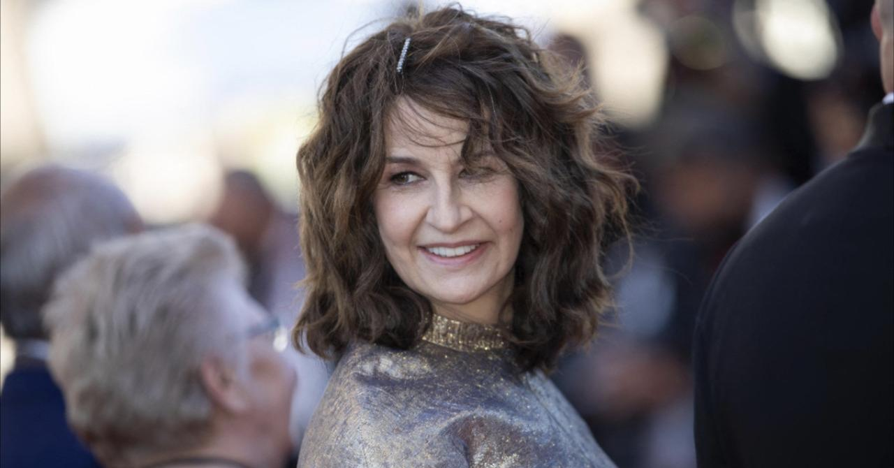 Cannes 2021: Valérie Lemercier conquered Cannes with Aline