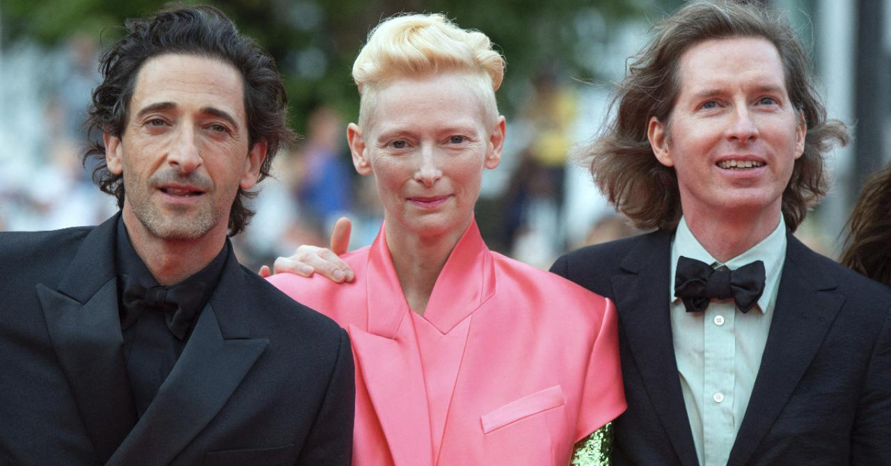 Cannes 2021: Adrien Brody, Tilda Swinton and Wes Anderson climb the steps for The French Dispatch