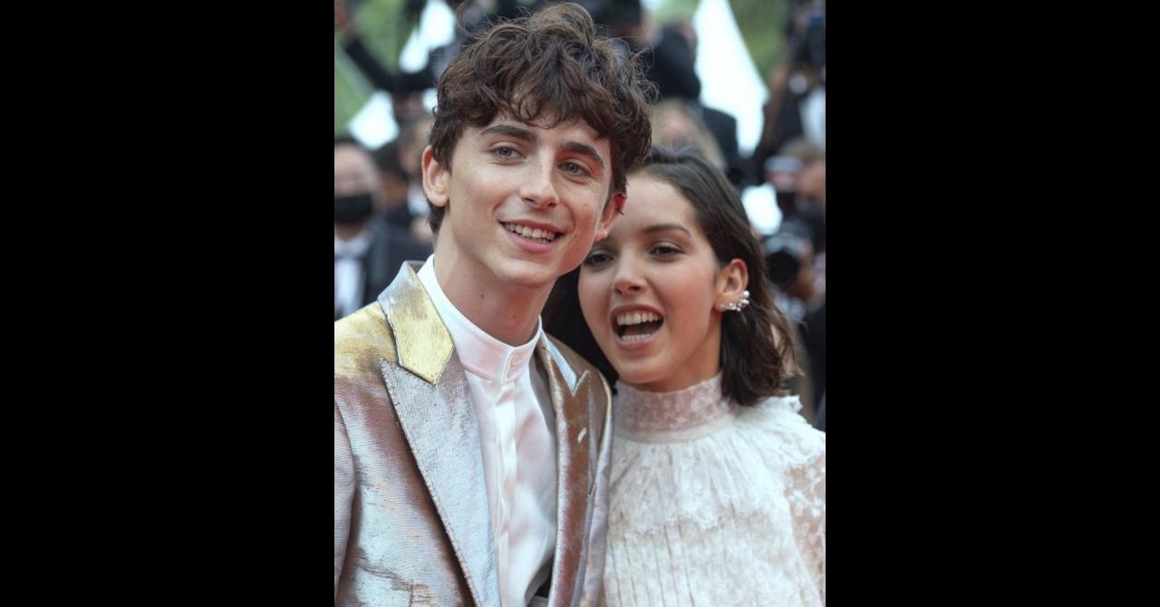 Cannes 2021: Timothée Chalamet and Lyna Khoudri