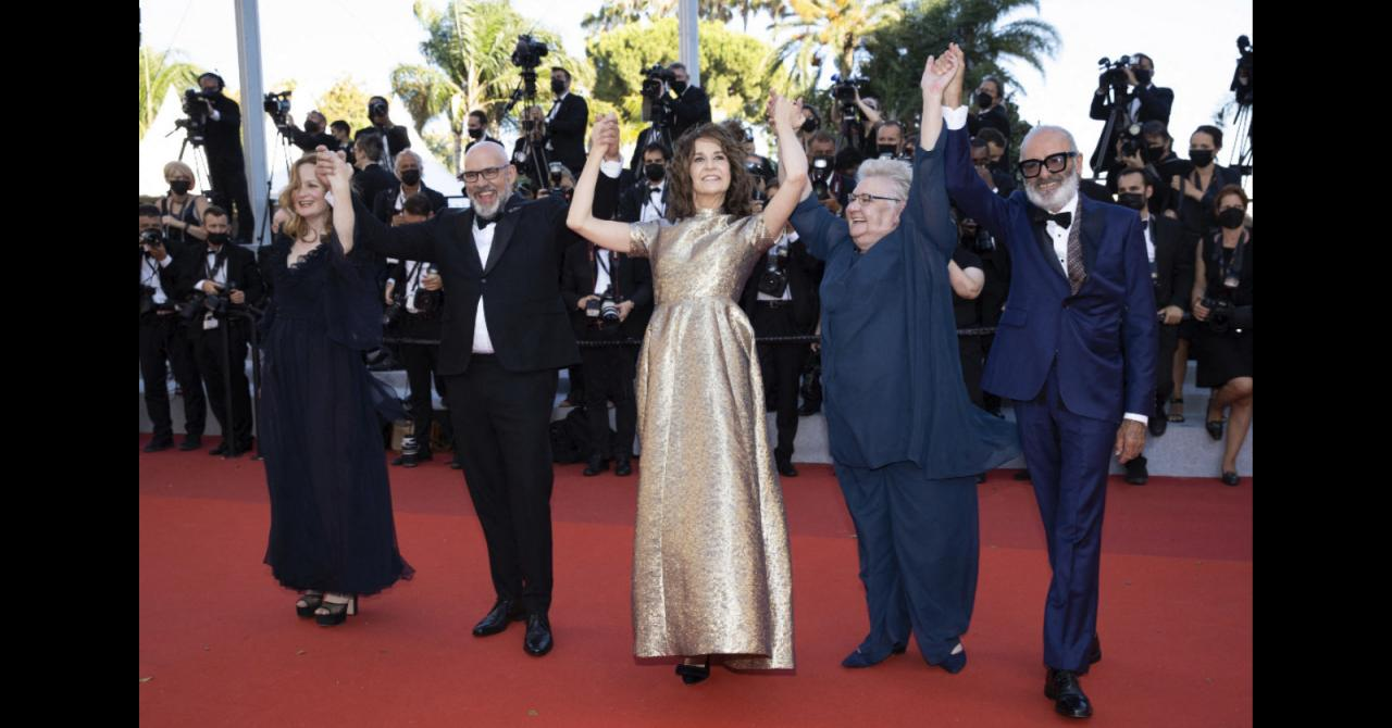 Cannes 2021: Aline's casting on the red carpet