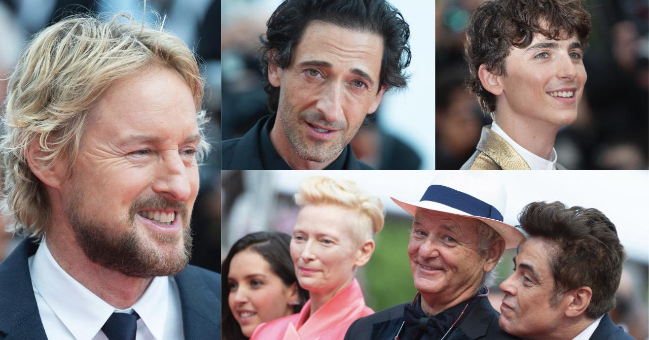 The French Dispatch in Cannes: The show of Bill Murray, Tilda Swinton, Adrien Brody, Timothée Chalamet ...