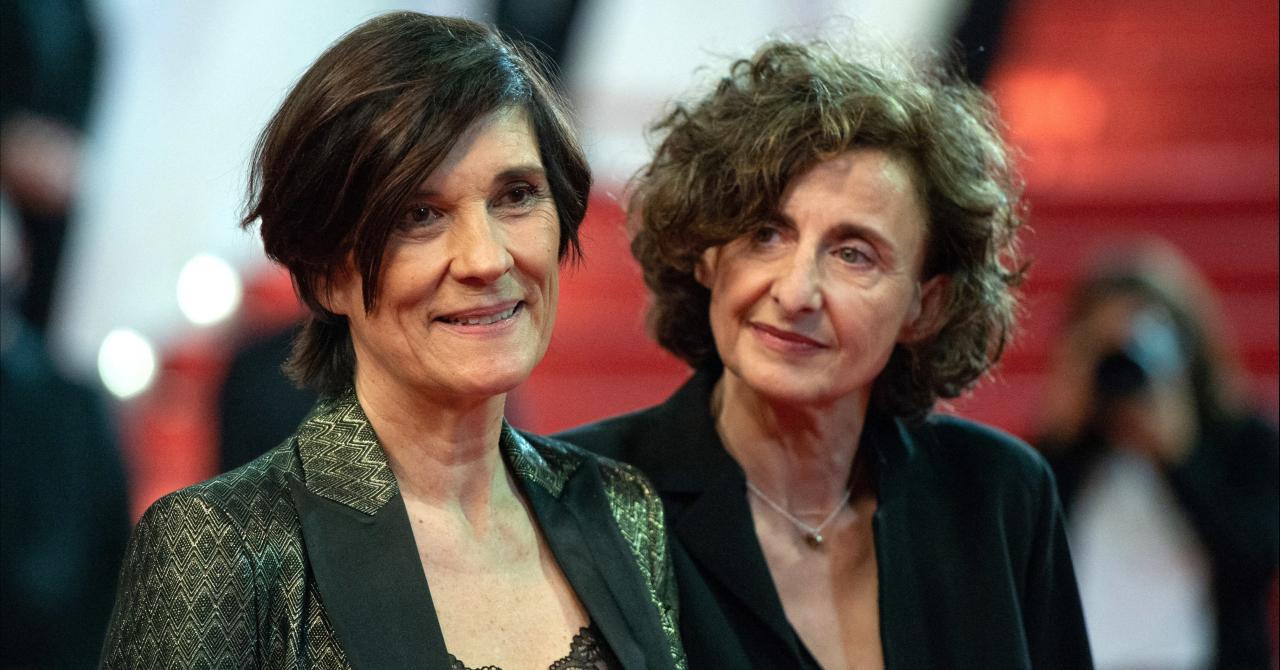 Cannes 2021: Catherine Corsini and her partner, the producer Elisabeth Perez