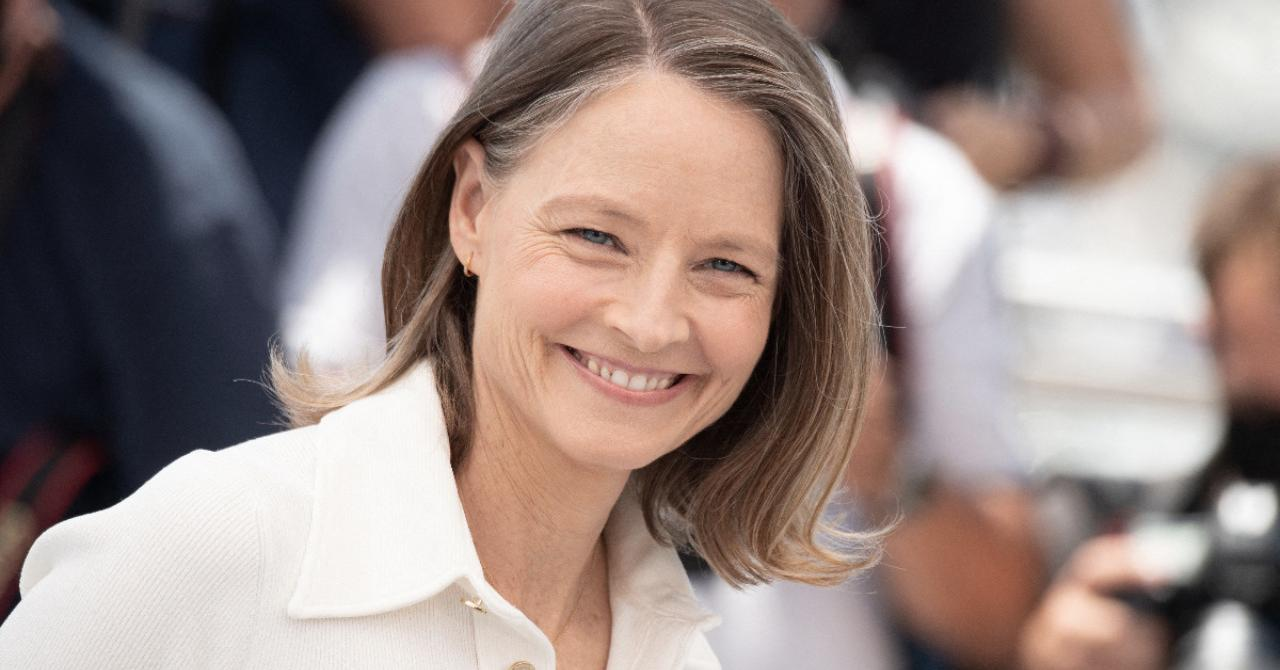 Jodie Foster's photocall