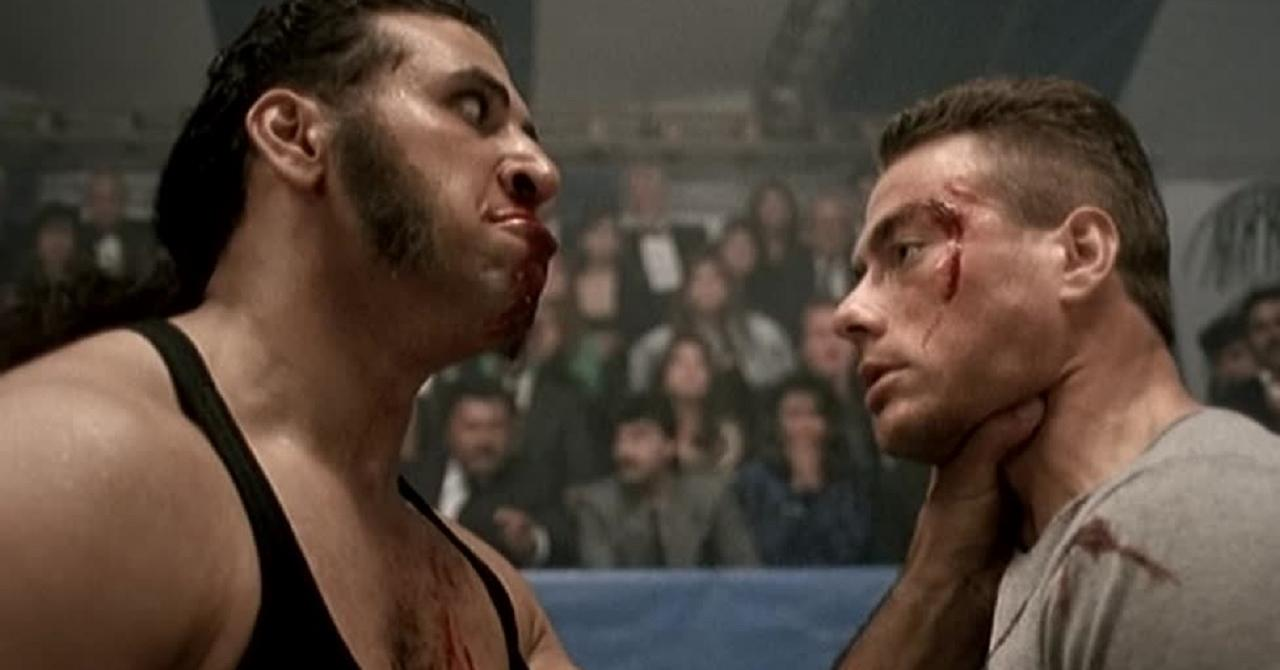 The best of JCVD: His best fight: THE END OF FULL CONTACT (1990)
