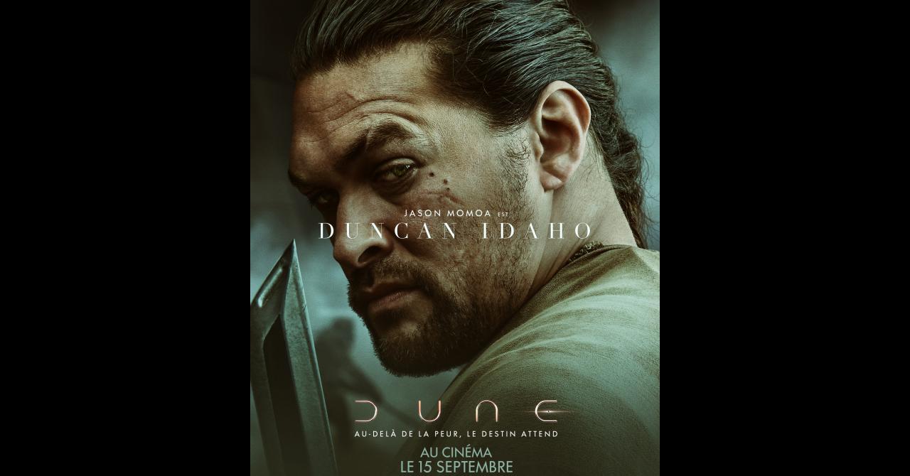 Dune: Jason Momoa is Duncan Idaho