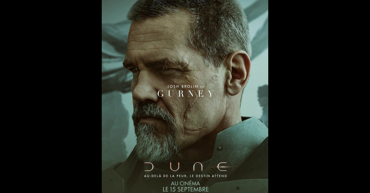 Dune: Josh Brolin is Gurney