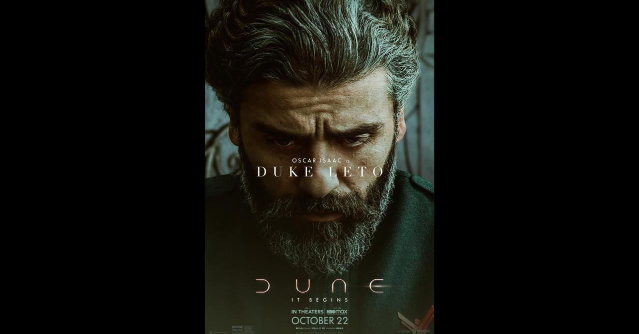 Dune: Oscar Isaac is Duke Leto