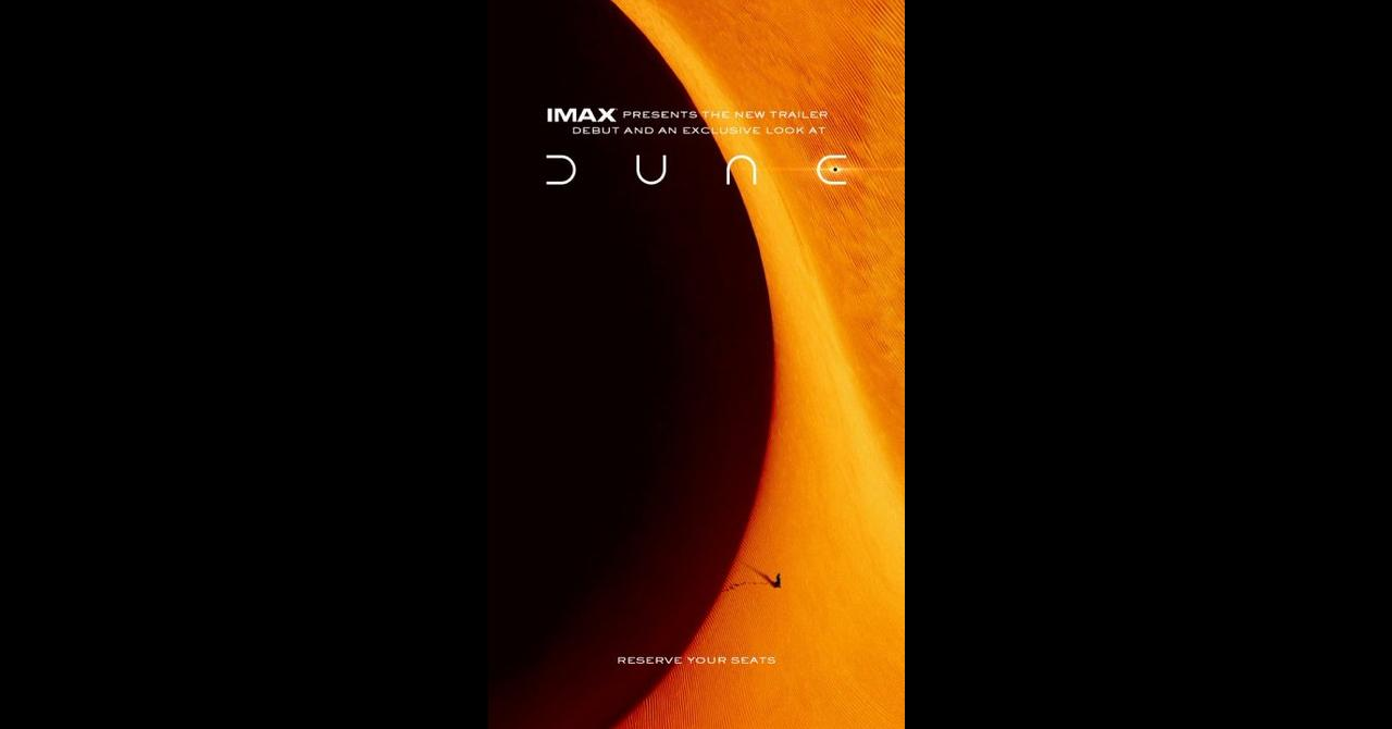 Dune: The Imax poster