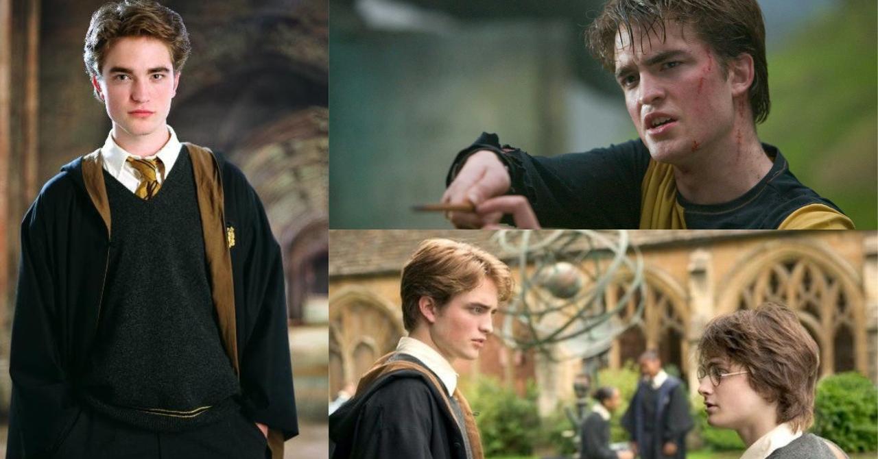 Harry Potter 4 Robert Pattinson