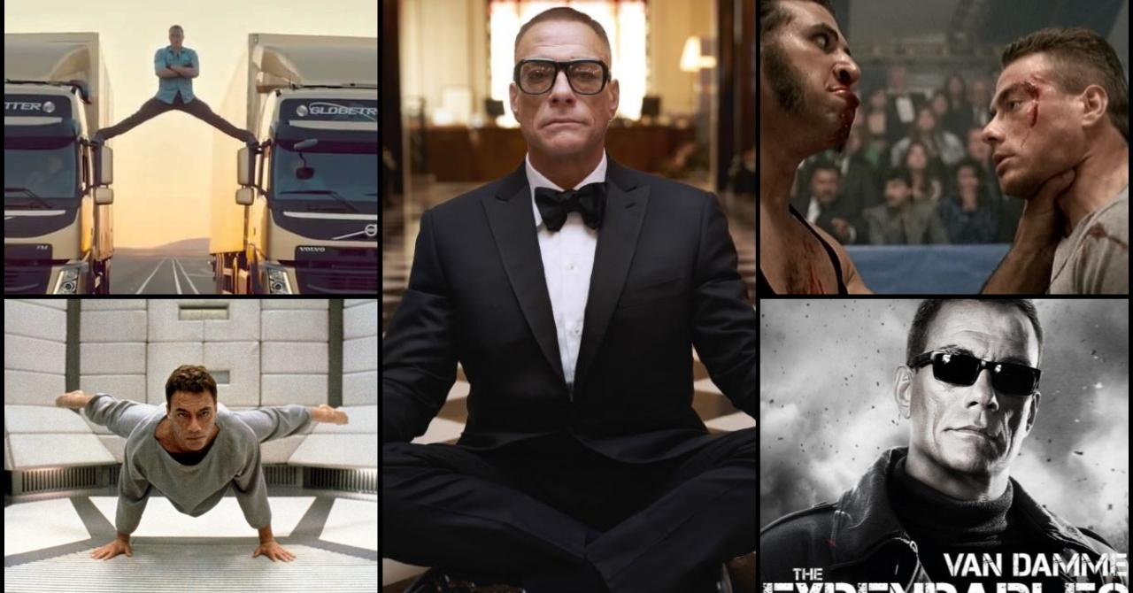 The best of JCVD