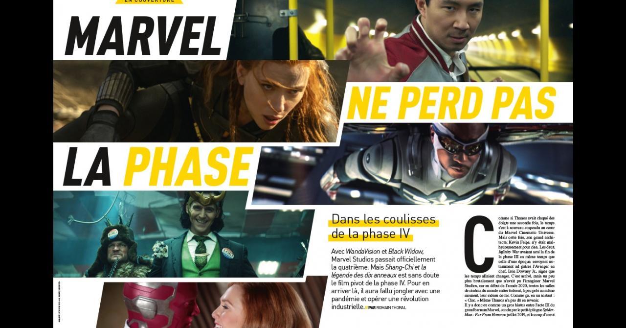 Premiere # 521: Marvel phase 4