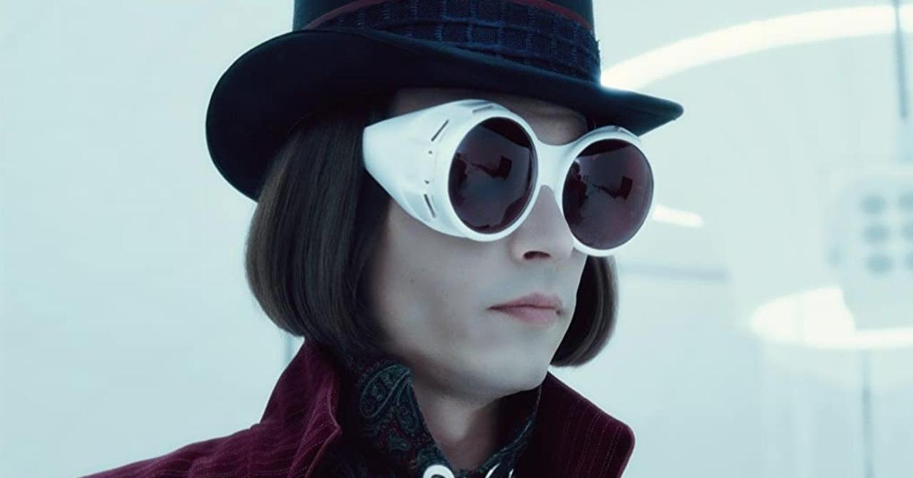 Willy Wonka (Charlie and the Chocolate Factory, 2005)