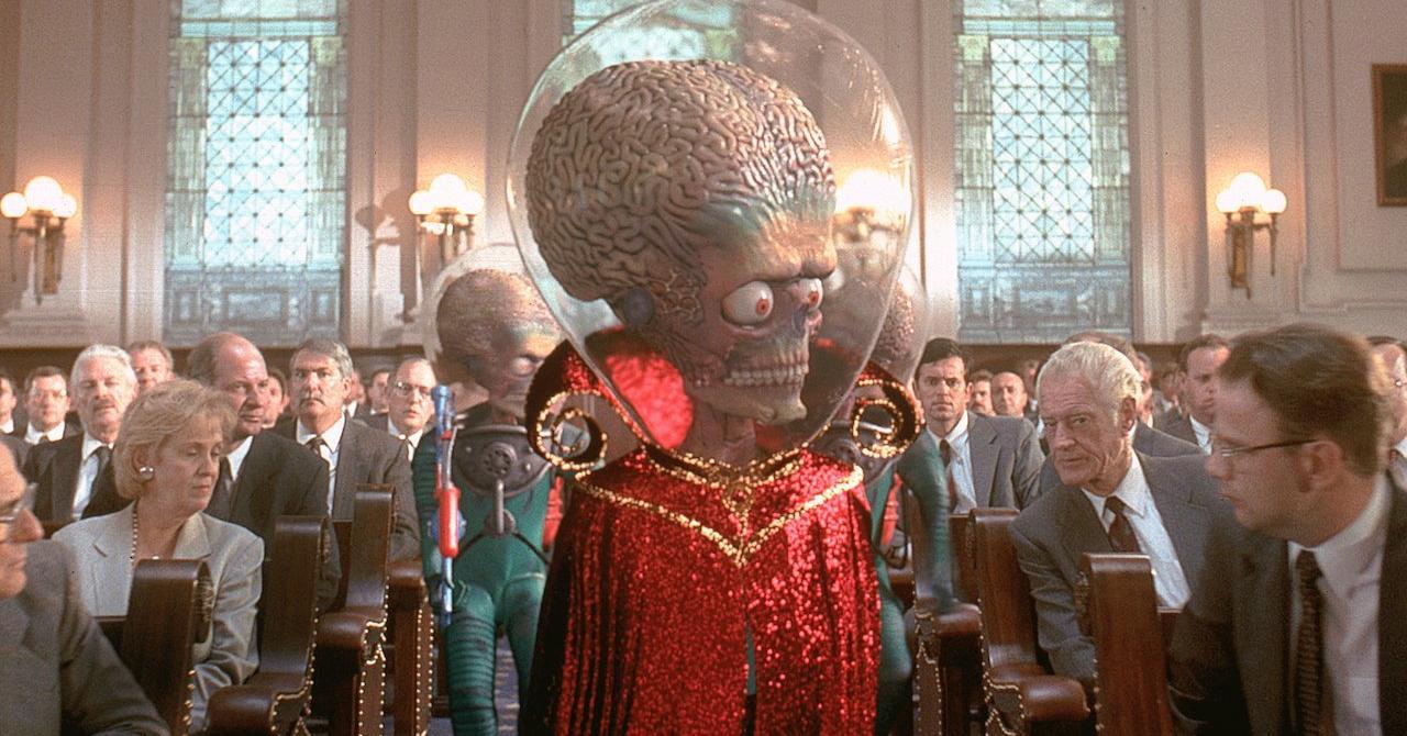 The Martians (Mars Attacks !, 1996)