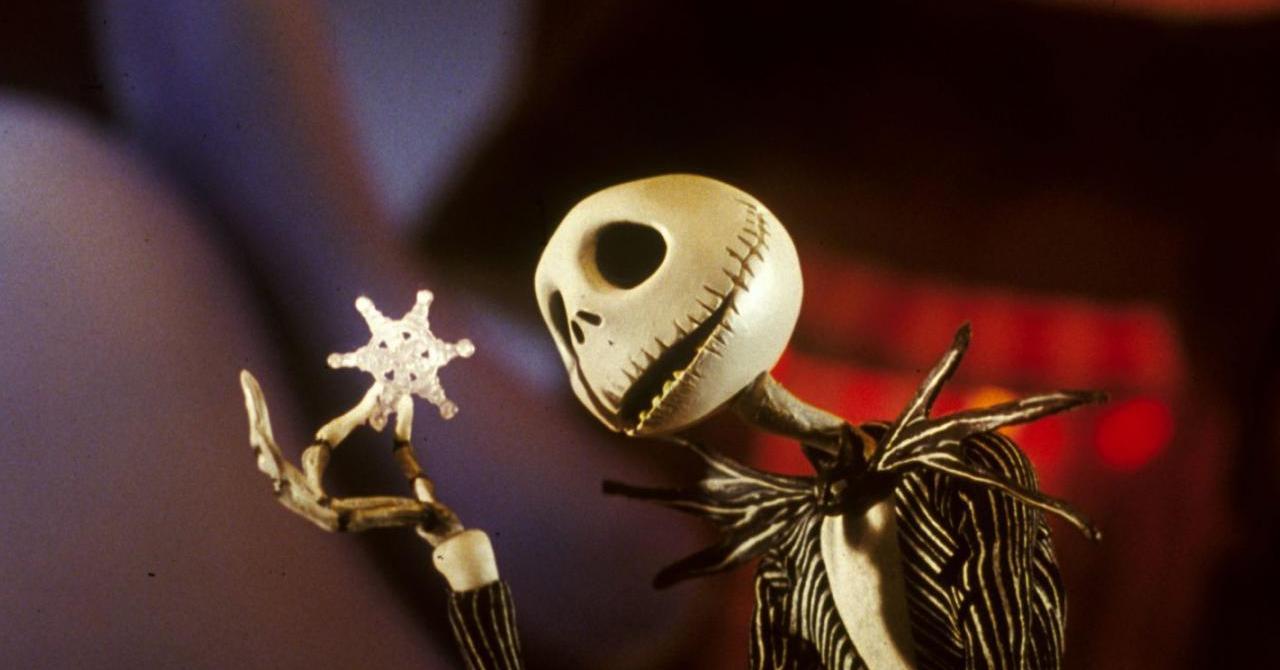 Jack Skellington (Nightmare Before Christmas, 1993)