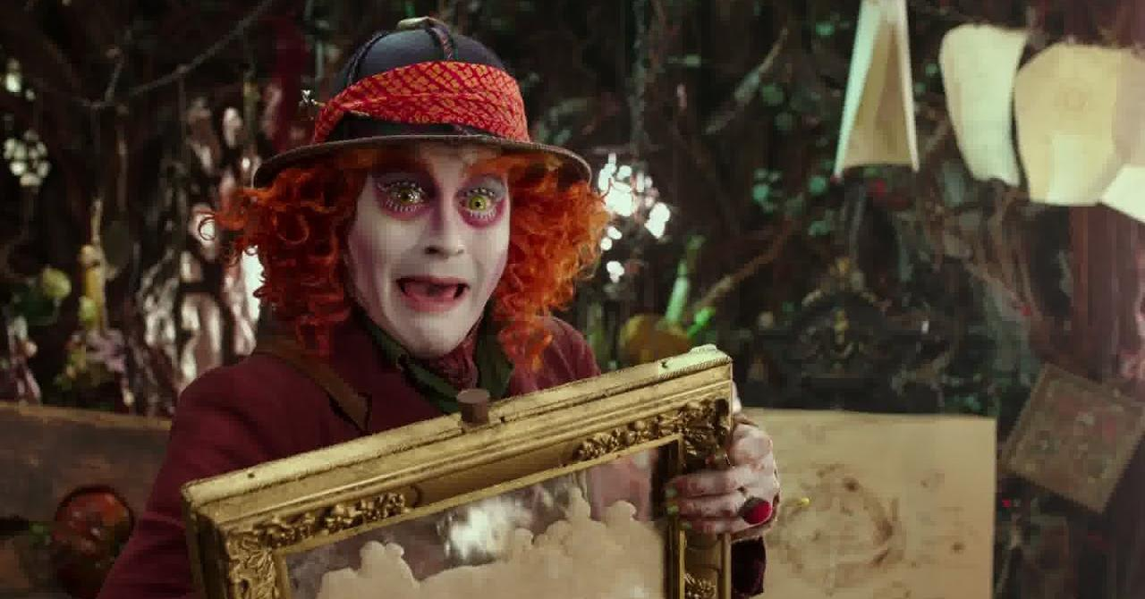The Mad Hatter (Alice in Wonderland, 2010)