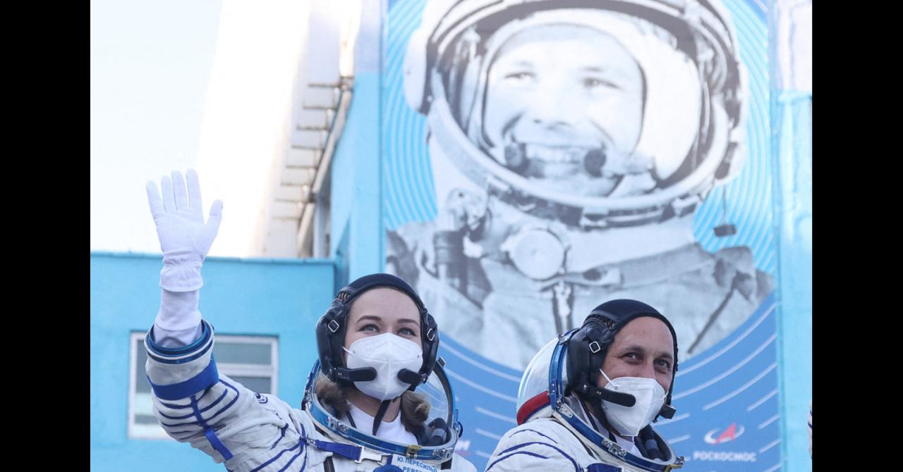 Challenge: They took off from the center of Baikonour, Kasakhstan