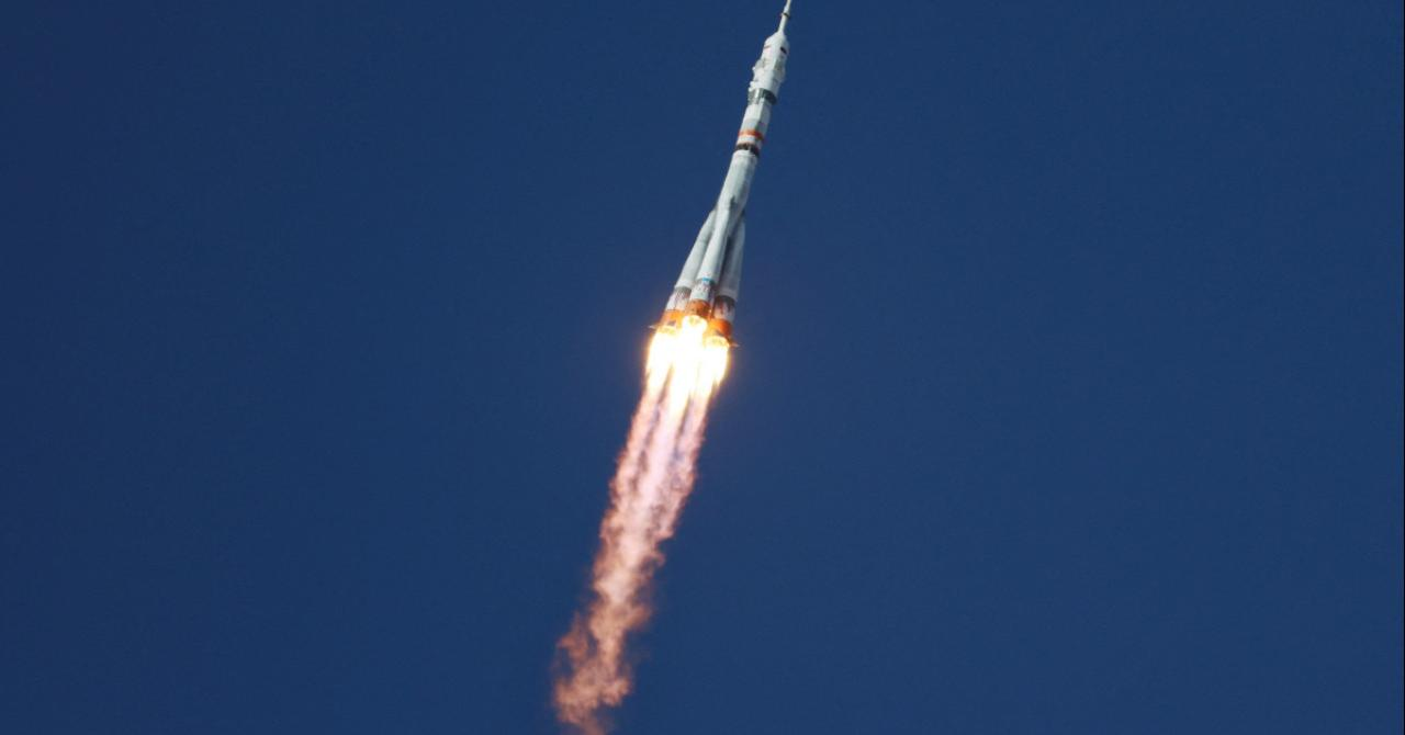 Challenge: Takeoff of the Soyuz MS-19 towards the ISS on October 5, 2021