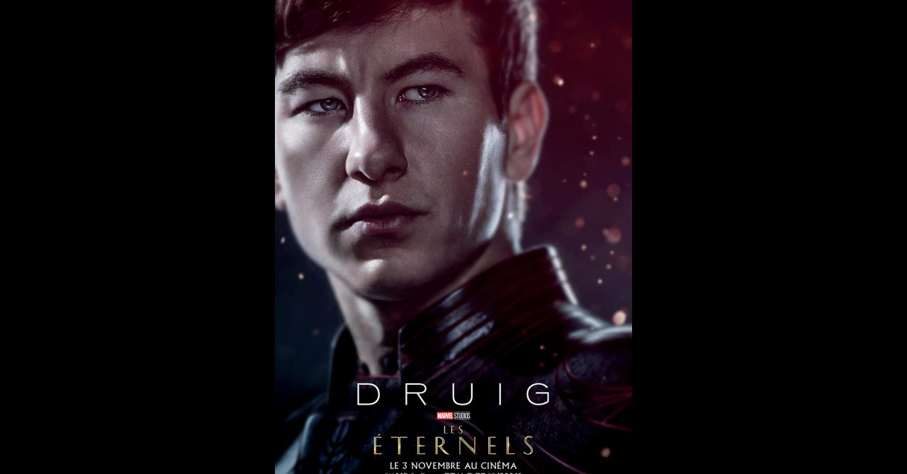 The Eternals - Druig