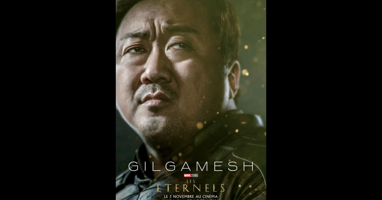 The Eternals - Gilgamesh