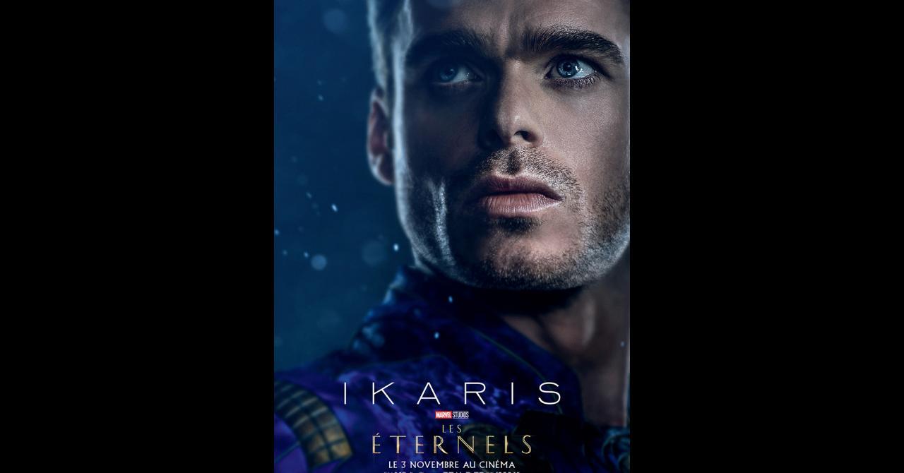 The Eternals - Ikaris