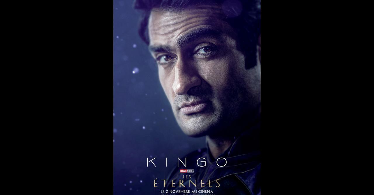 The Eternals - Kingo