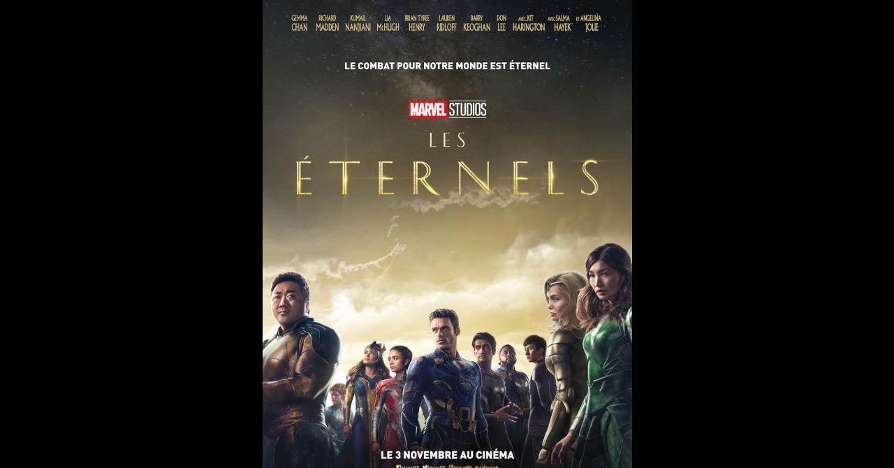 The Eternals - poster