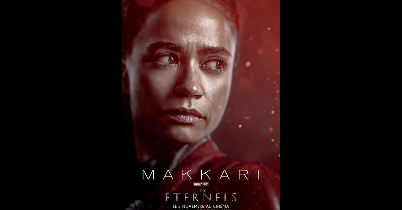 The Eternals - Makkari
