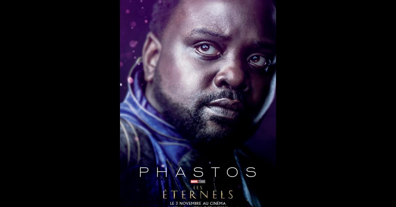 The Eternals - Phastos