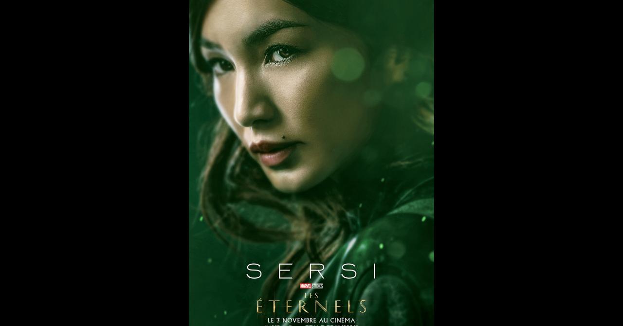 The Eternals - Sersi