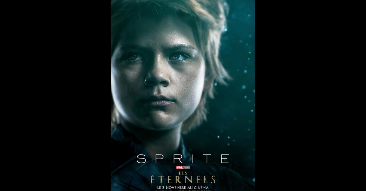 The Eternals - Sprite