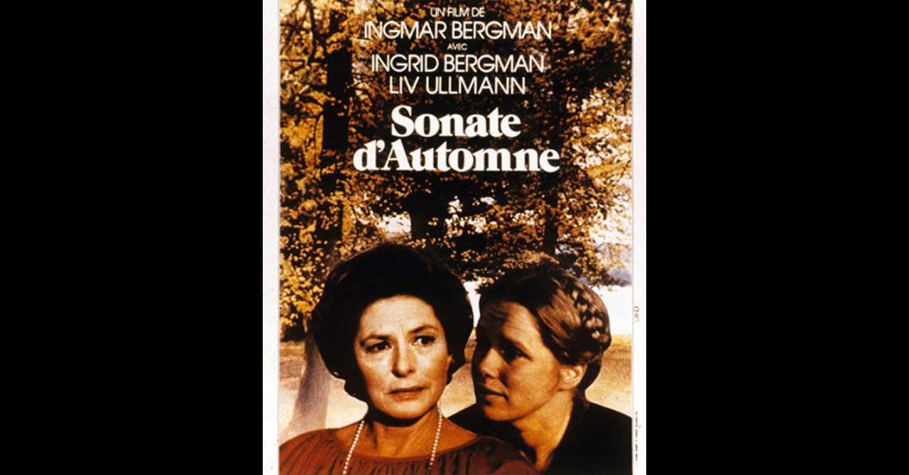 27aaa2a34d5216 Sonate d'automne (1978), un film de Ingmar Bergman | Premiere.fr ...