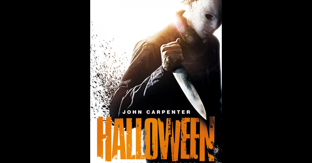 profitez de la livraison gratuite prix incroyable style roman Halloween, la nuit des masques (1978), un film de John ...