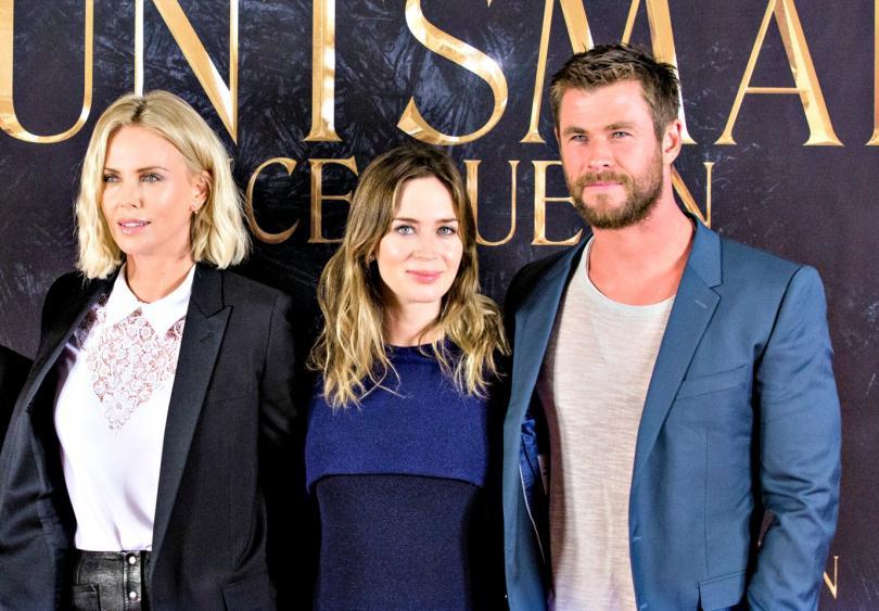 Chris Hemsworth Etait Un Peu Ennuye Par Blanche Neige Et Le Chasseur Premiere Fr