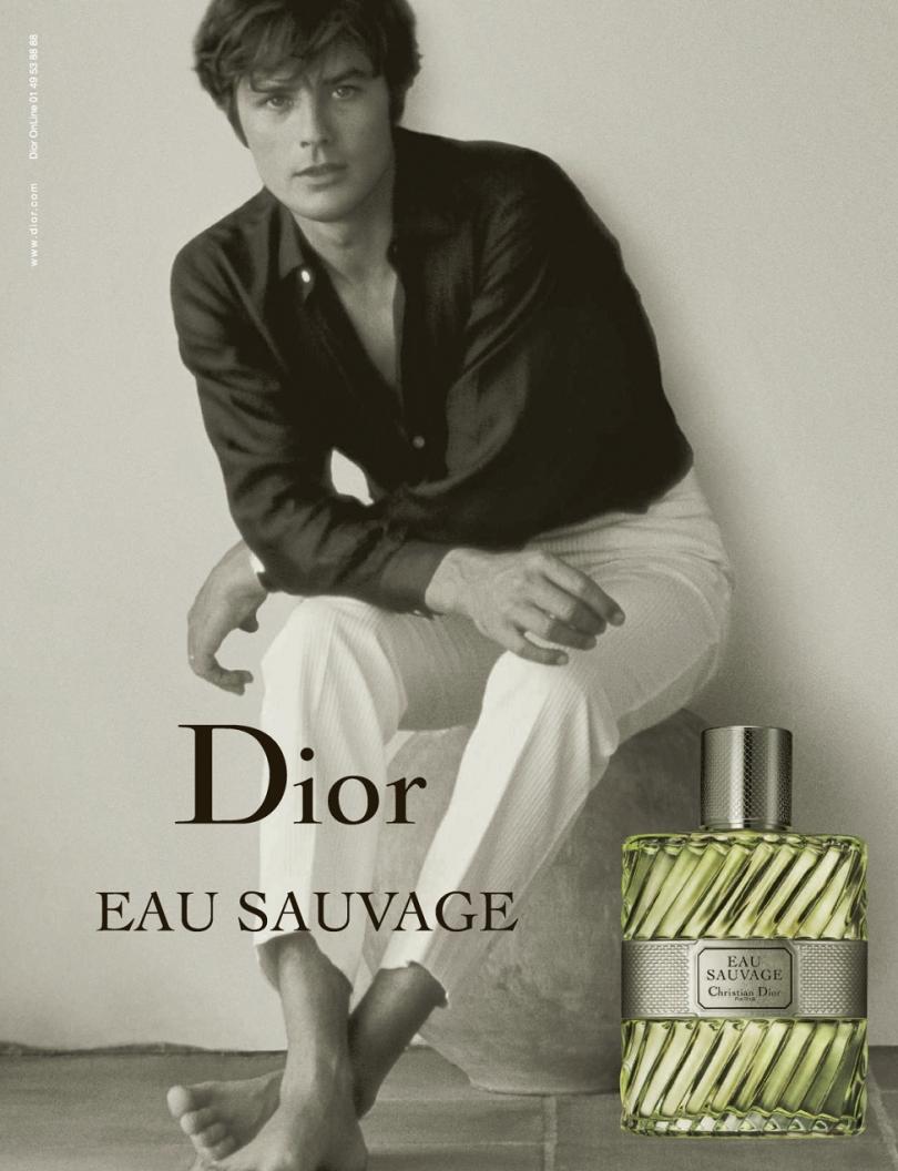 62289ea7efe2 Alain-Fabien Delon est le nouveau visage de Dior Homme   Premiere.fr