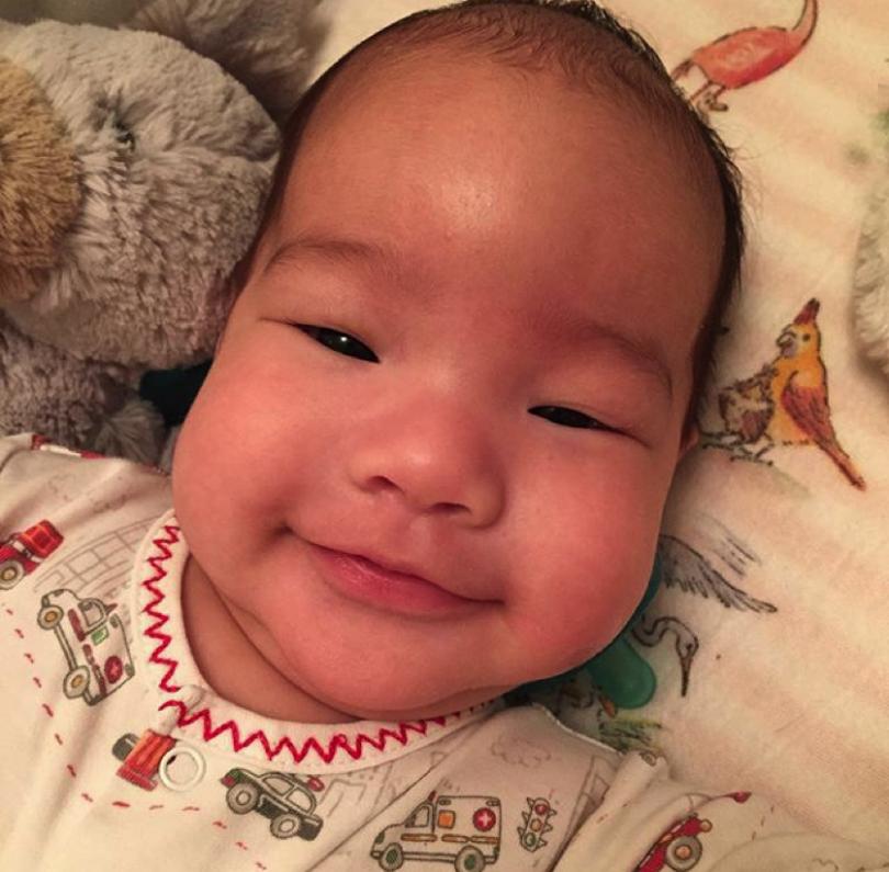 Lucy Liu Partage Une Adorable Photo De Son Fils