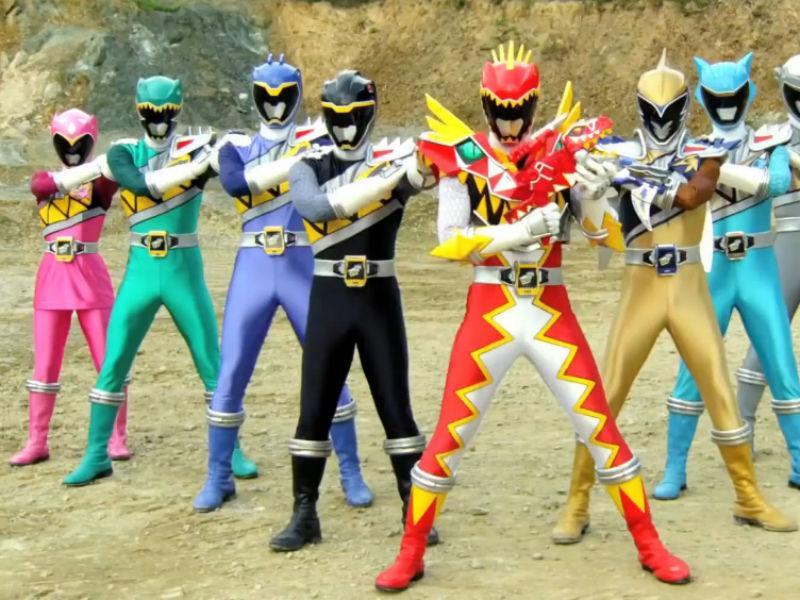 Power Rangers Toutes Les Séries Incroyables D Une