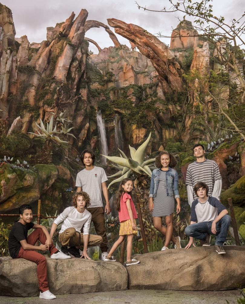 Avatar 2 Date: Découvrez Tous Les Nouveaux Jeunes Acteurs Du Casting D