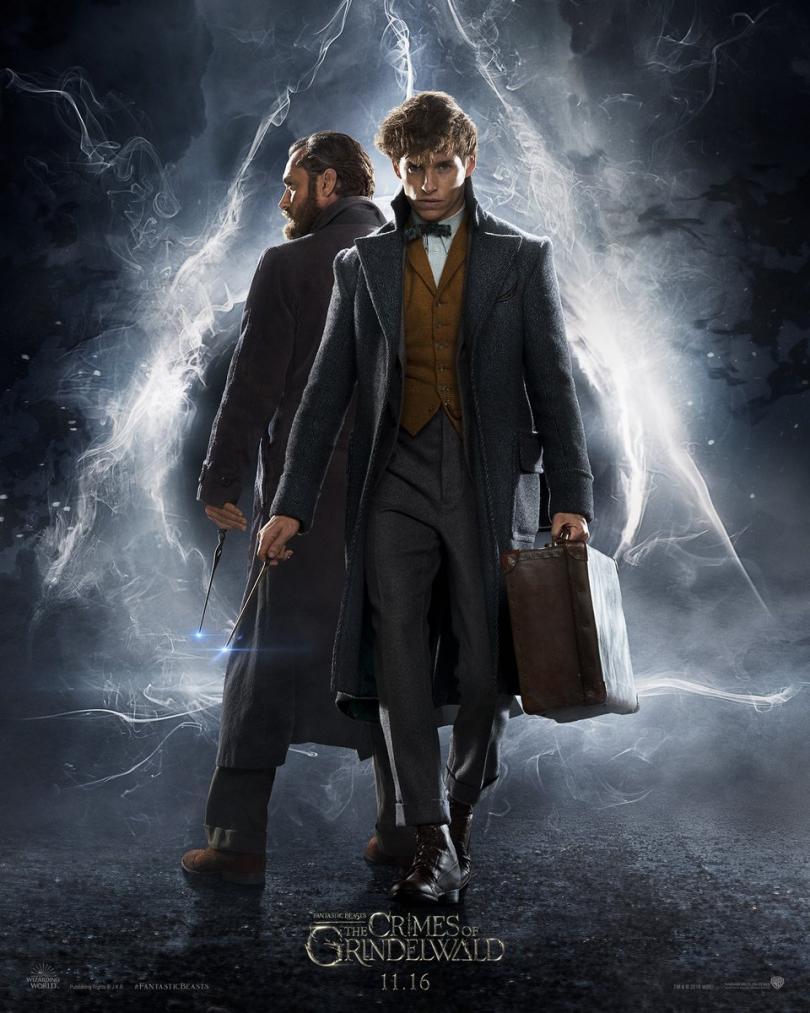 Les Animaux Fantastiques 2 Dumbledore Jude Law Poudlard