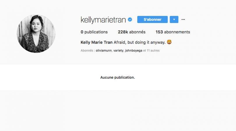 bd4cd6e19c9 Star Wars   Kelly Marie Tran quitte Instagram après des mois d ...