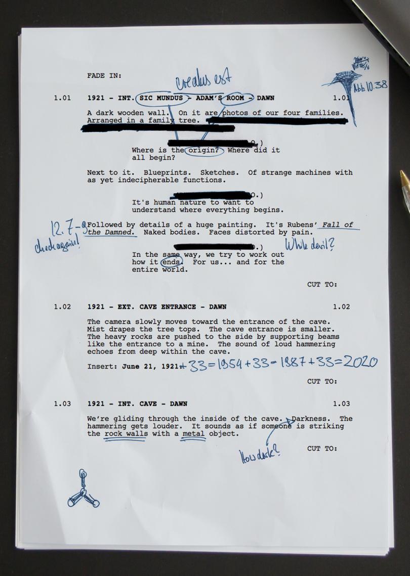 dark script s2