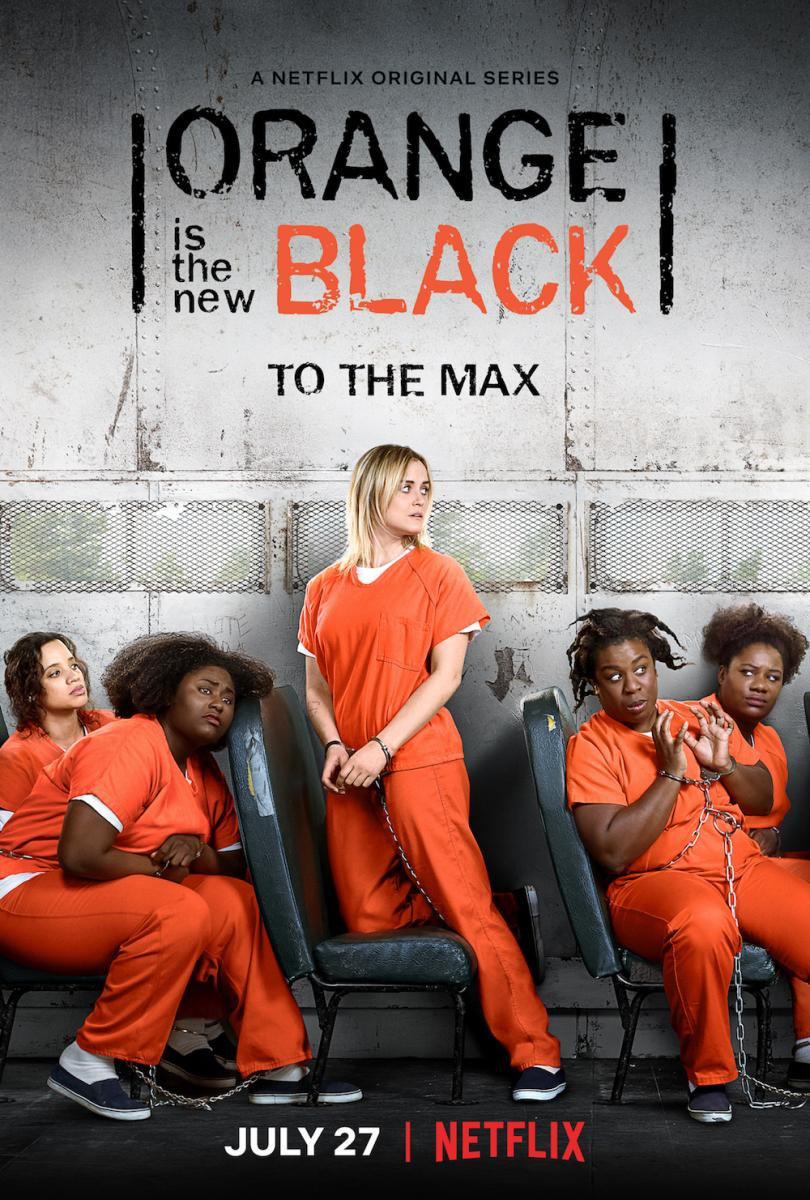 Orange is the New Black saison 6 (poster)