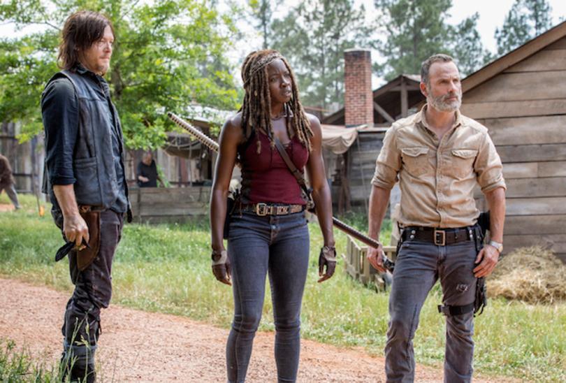 Un démarrage catastrophique pour la saison 9 — The Walking Dead
