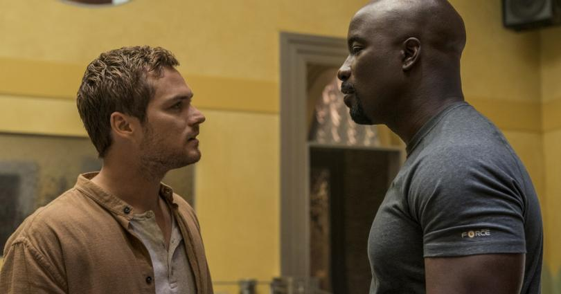 Luke cage iron fist saisons 2