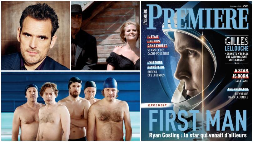 Summary of Première n ° 489: Ryan Gosling, Lady Gaga, Gilles Lellouche, Le Bureau des Légendes…