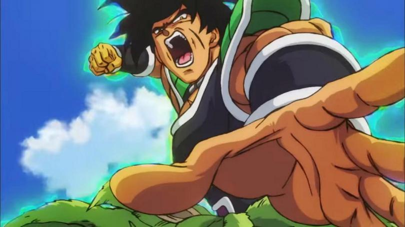 dragon ball super film broly