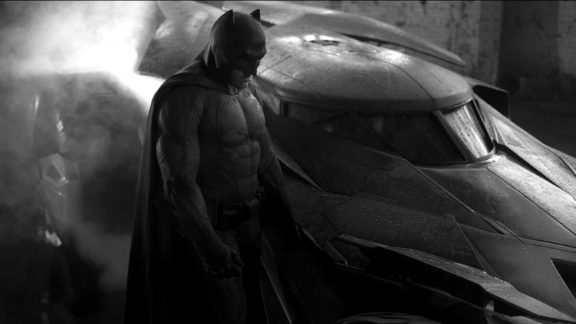 1e photo de Ben Affleck en Batman