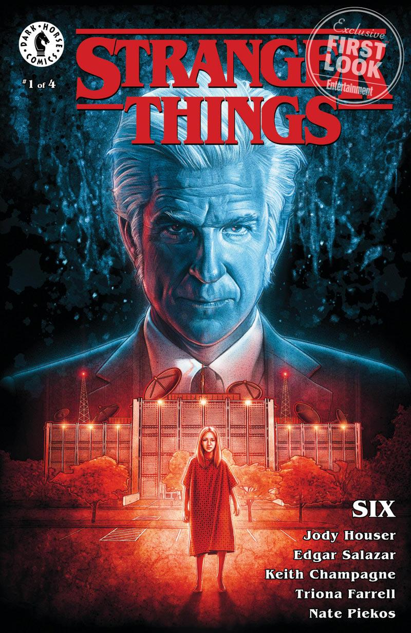 Les Comics Stranger Things S Intéresseront à Six Une Sœur